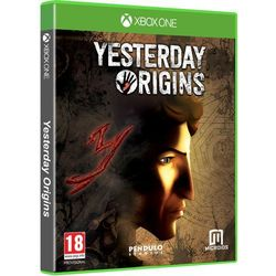 Yesterday Origins na Xbox One