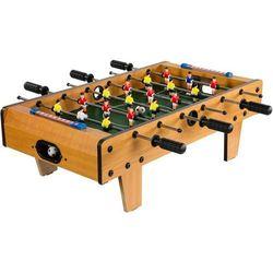 Mini gra piłkarzyki 70x37x25 cm stół piłkarski, marki Makstor.pl