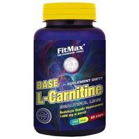 L-Carnitine base 60 kaps. / Dostawa w 12h / Negocjuj CENĘ / Dostawa w 12h