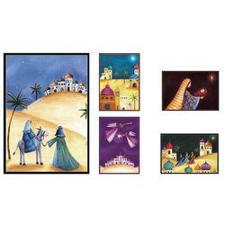 Belarto, Pakiet charytatywnych kartek świątecznych Unicef, 10 szt. - produkt z kategorii- Pozostałe artykuły szkolne i plastyczne
