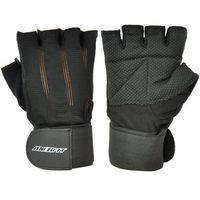 Rękawice fitness AXER SPORT A1301 Czarny (rozmiar M)