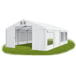 Namiot 8x8x2, całoroczny namiot cateringowy, winter/sd 64m2 - 8m x 8m x 2m marki Das company