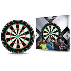 XQmax Darts Klasyczna tarcza do darta z włókien (gra planszowa)