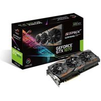 geforce gtx 1070 rog strix 8gb gddr5 oc marki Asus