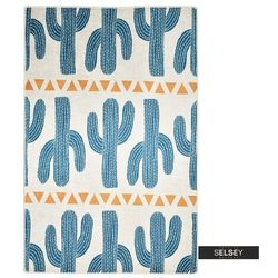 Selsey dywan do pokoju dziecięcego dinkley kaktusy 140x190 cm
