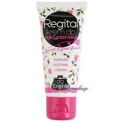 Regital  - krem do rąk i paznokci (nawilżająco-odżywczy) - 40 ml, kategoria: kremy do rąk