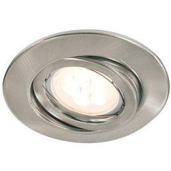 Quality LED oprawy 3x6,5W GU10 żelazo sat. z kategorii oświetlenie
