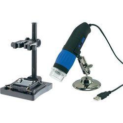 Mikroskop cyfrowy usb  dp-m17, 9 mpx, minimalne powiększenie cyfrowe 10 x - 200 x od producenta Conrad compon