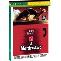 M jak Morderstwo (DVD) - Alfred Hitchcock