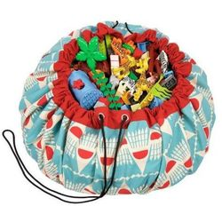 Worek na zabawki  - badminton, marki Play&go