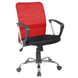 Krzesło biurowe obrotowe q-078 - czarny - szkolna promocja! marki Signal