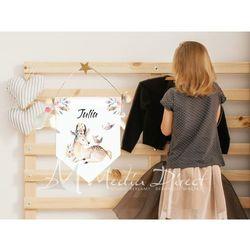 Plakat do pokoju dziecka z imieniem