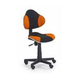 Fotel Flash czarno-pomarańczowy - ZADZWOŃ I ZŁAP RABAT DO -10%! TELEFON: 601-892-200