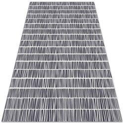 Uniwersalny dywan winylowy Uniwersalny dywan winylowy Abstrakcyjne kreski