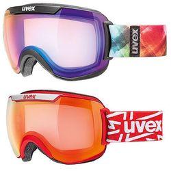 Gogle  downhill 2000 vfm, marki Uvex