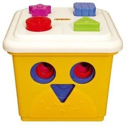 Zabawka KS KIDS Sorter Piramidka - Sowa (4892493104985)