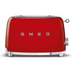 Toster na 2 kromki 50's style czerwony marki Smeg