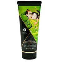 Shunga - Pear & Exotic Green Tea Kissable Massage Cream 200 ml