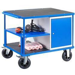 Wózek warsztatowy MOBILE, szafka, 875x1000x700 mm, 28010