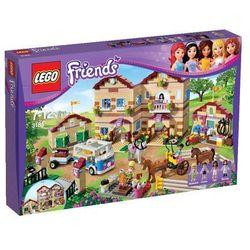 Lego Friends LETNI OBÓZ JEŹDZIECKI 3185, kategoria wiekowa [12+]