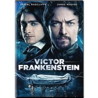 Victor Frankenstein (DVD) - Paul McGuigan (5903570158162)