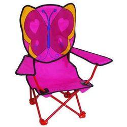 Krzesełko campingowe Motyl PATIO z kategorii Pozostałe meble ogrodowe