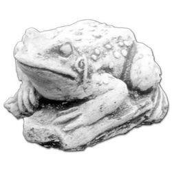 Figura ogrodowa betonowa żaba 7cm