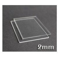 Plexi bezbarwna grubość 2mm cięta na wymiar marki Folplex