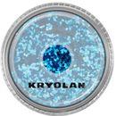 Kryolan polyester glimmer coarse (royal blue) gruby sypki brokat - royal blue (2901)
