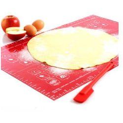 Stolnica silikonowa Mastrad 40x60 cm czerwona | ODBIERZ RABAT 5% NA PIERWSZE ZAKUPY >>