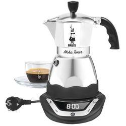 moka easy timer 3 tz elektryczna kawiarka marki Bialetti