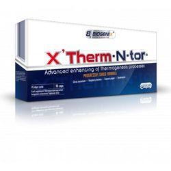 Biogenix X'Therm-N-tor Monster Caps 90kaps (Pozostałe środki na odchudzanie)