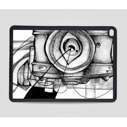 Etui na iPad Air 2: Mechaniczne oko, towar z kategorii: Pokrowce i etui na tablety