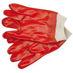Rękawice robocze VOREL 74150 Czerwony (rozmiar 10)
