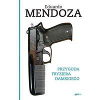 Przygoda Fryzjera Damskiego, oprawa broszurowa
