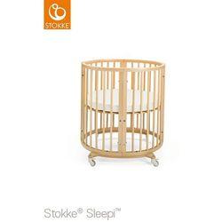 Stokke ® Sleepi ™ Łóżeczko Mini 0-6m Natur - produkt z kategorii- Łóżeczka i kołyski
