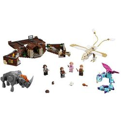 75952 WALIZKA NEWTA (Newt's Case of Magical Creatures) KLOCKI LEGO HARRY POTTER