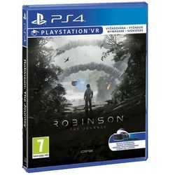 Robinson The Journey VR na PlayStation4