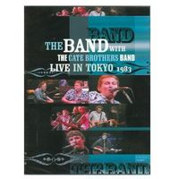 Live In Tokyo 1983 (DVD) - The Band, The Cate Brothers Band (8712177056835)