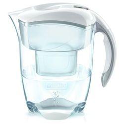 Brita 3,5l fill&enjoy elemaris xl dzbanek filtrujący biały + 1 wkład maxtra plus
