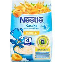 Nestlé NestlÉ kaszka mleczno-ryżowa morela 230g (7613031556847)