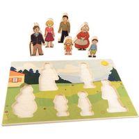 Pilch  puzzle rodzinka, kategoria: puzzle