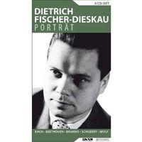 DIETRICH FISCHER-DIESKAU - Portrait (4CD), 4011222316639