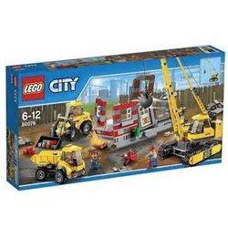 Klocki Lego City Rozbiórka 60076 - sprawdź w HUGO Akcesoria gsm , Nawigacje