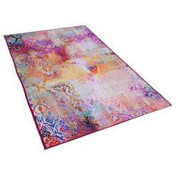 Dywan kolorowy 80 x 150 cm krótkowłosy ISPARTA