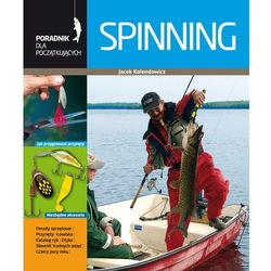 Spinning. Poradnik dla początkujących, książka w oprawie miękkej