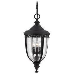 Lampa zwis ENGLISH BRIDLE FE/EB8/L BLK IP44 - Elstead Lighting - Sprawdź MEGA rabaty w koszyku! (5024005343707)
