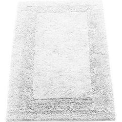 Cawo Dywanik łazienkowy 100 x 60 cm biały