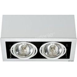 Box gray ii wyprodukowany przez Nowodvorski lighting (technolux)