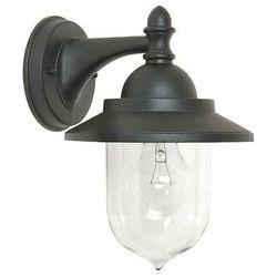 Zewnętrzna LAMPA ścienna SANDOWN GZH/SDN2 Elstead kinkiet OPRAWA ogrodowa IP44 outdoor czarny - sprawdź w wybranym sklepie